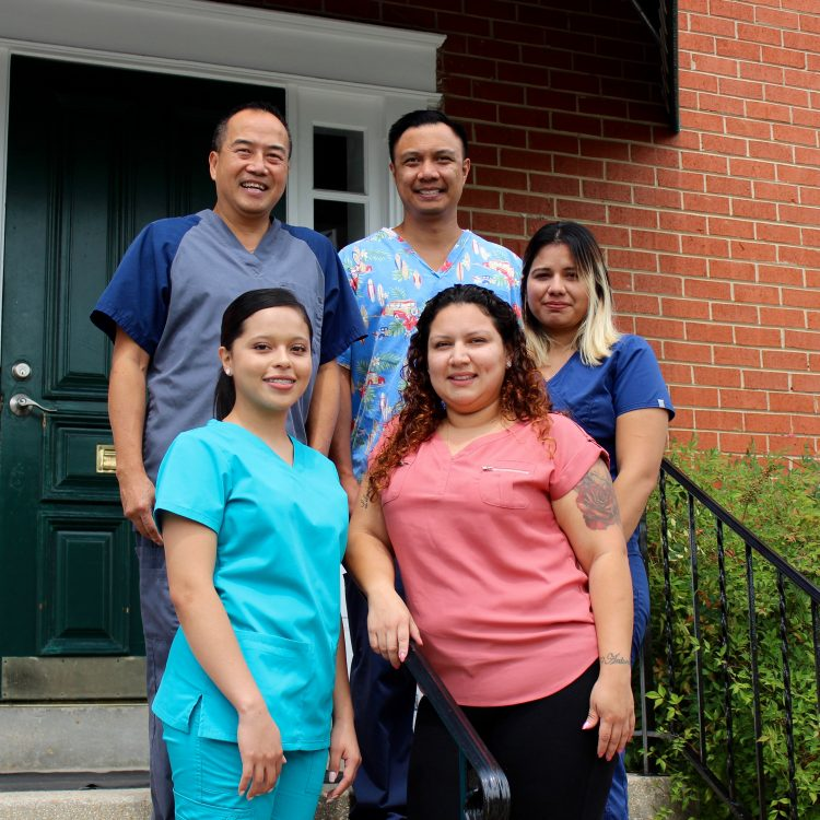 The Valley Dental Center Staff